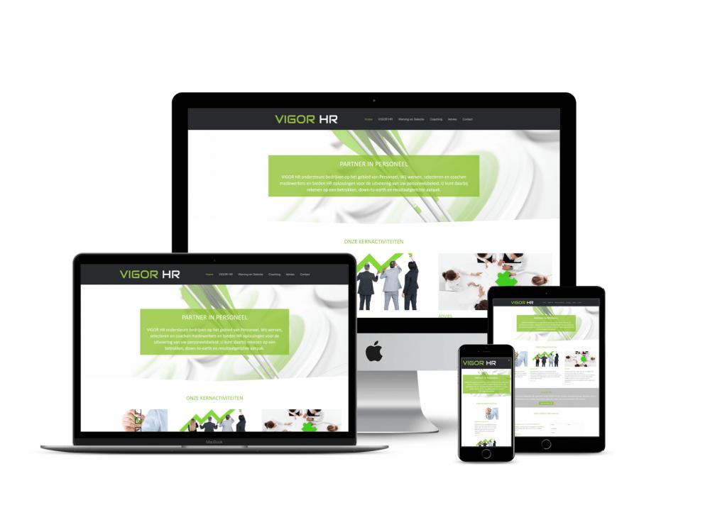 Portfolio WebSnoet VIGOR HR
