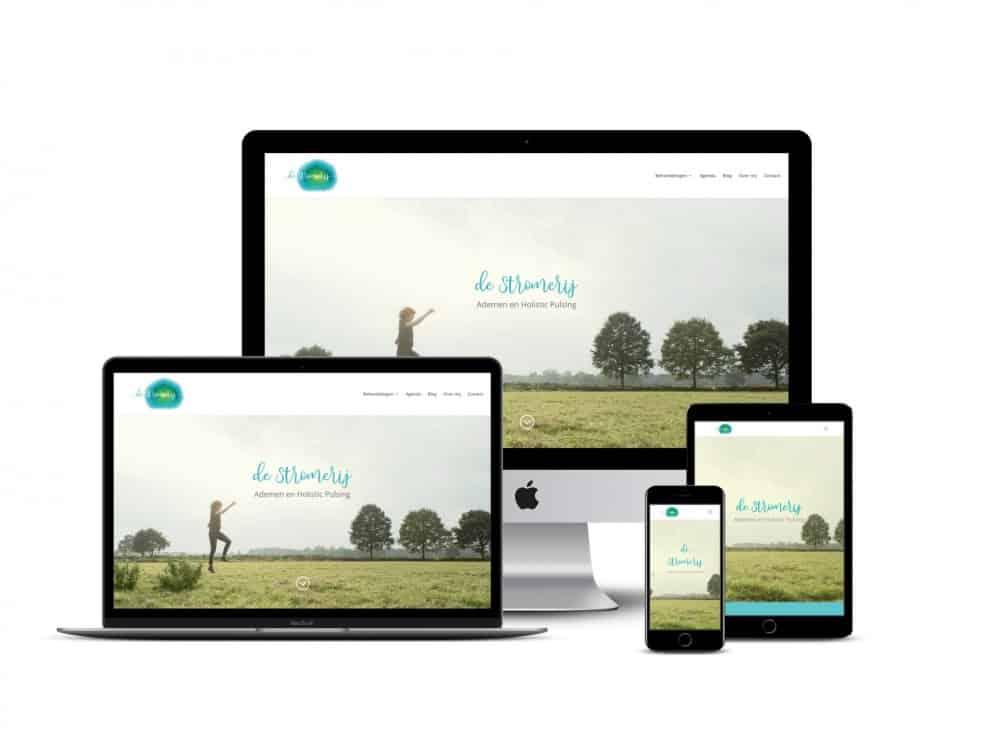Portfolio Websnoet De Stromerij